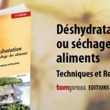 Livre sur la déshydratation ou le séchage des aliments